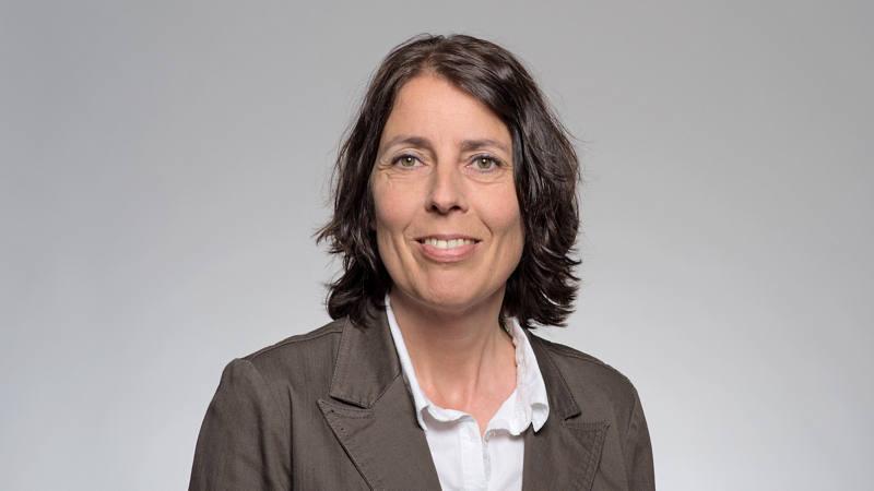 Silvia Mosimann Client Service Officer