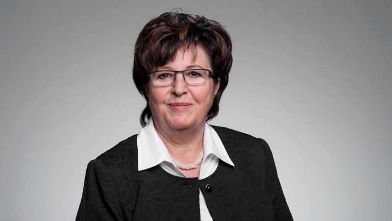 Nelly Schmucki-Walker Consulente della clientela Senior