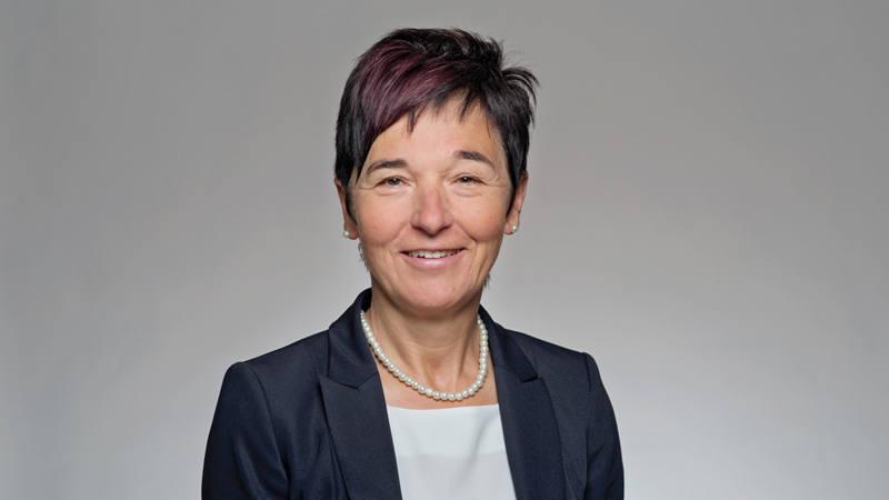 Doris Wiget Collaboratrice del Servizio clienti