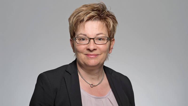 Myriam Mooser-Rauber Client Service Officer