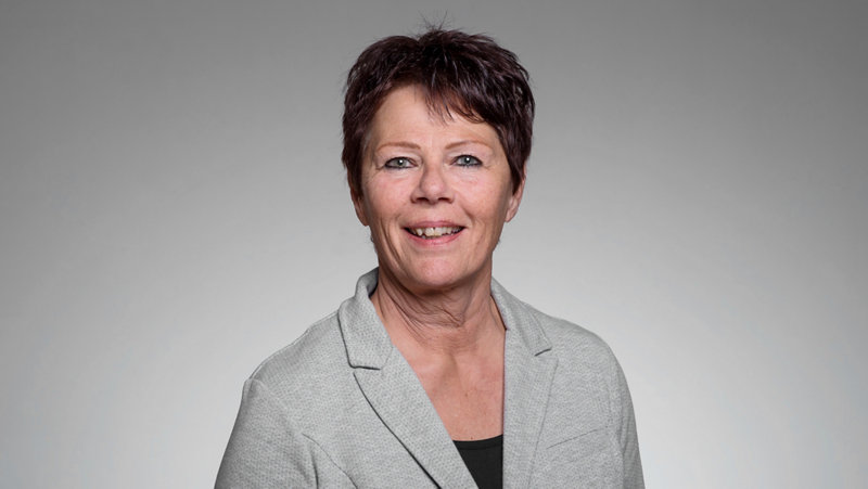 Anita Scheipers Greder Coll. du service-clientèle