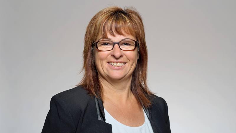 Claudia Bertsch Mitarbeiterin Kundenservice