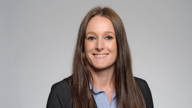 Géraldine Coudert Client Service Officer