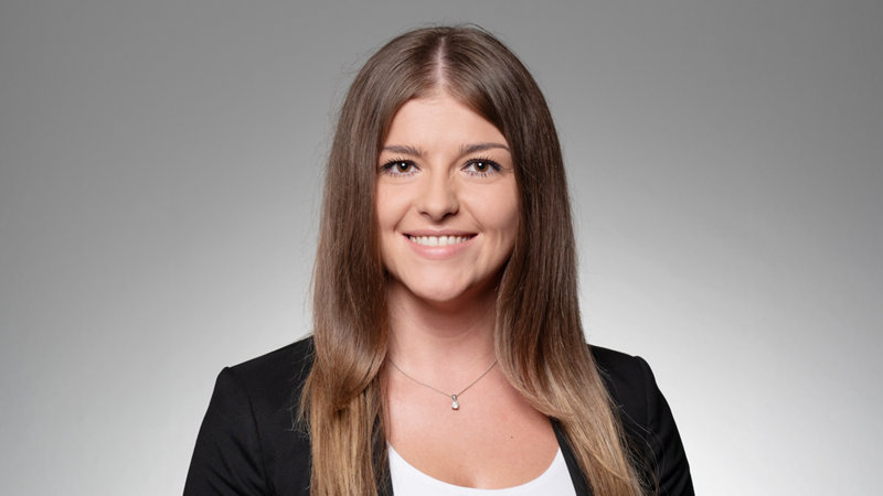 Florinda Malici Mitarbeiterin Kundenservice