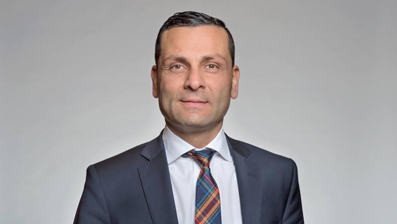 Claudio Vizzo Conseiller à la clientèle senior