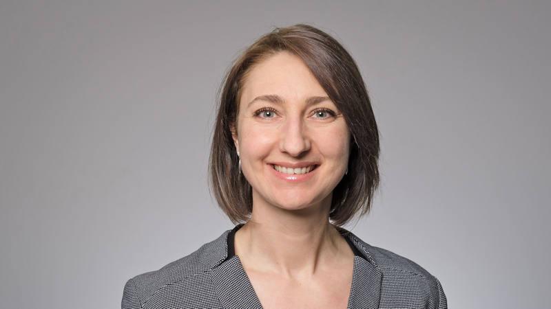 Karine Bongiovanni Senior Client Advisor