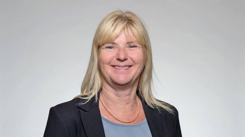 Anita Schmid Coll. du service-clientèle
