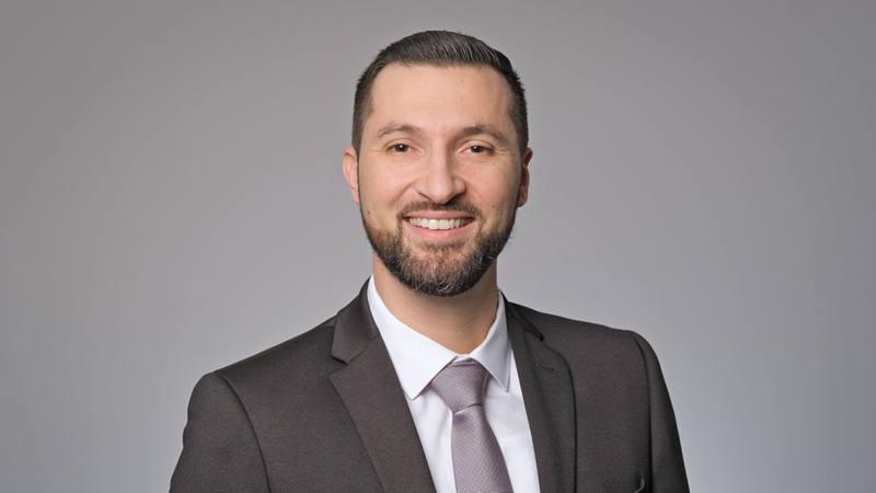 Cyril Barnabo Client Advisor