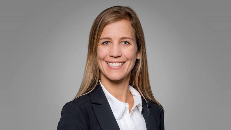 Céline Merz Client Advisor