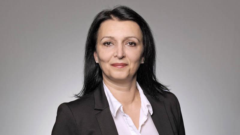 Teuta Arifi Conseillère à la clientèle senior