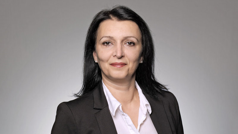 Teuta Arifi Consulente della clientela Senior