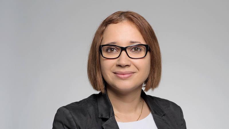 Raquel Pereira Rodrigues Client Service Officer
