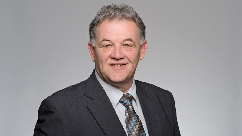 Peter Laubscher Conseiller à la clientèle