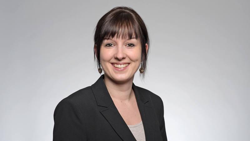 Claudia Gehrig Mitarbeiterin Kundenservice