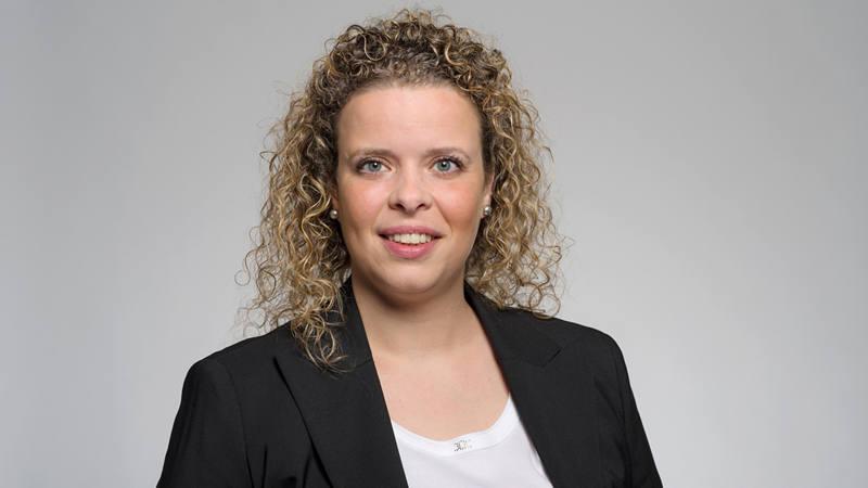 Caterina Bauer Mitarbeiterin Kundenservice