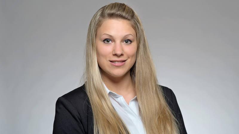 Monika Holdener Client Service Officer