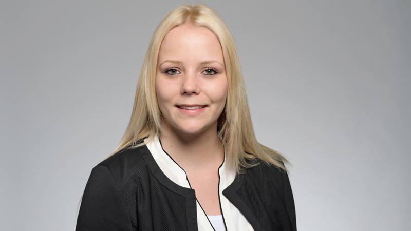 Nadine Trachsel Collaboratrice del Servizio clienti