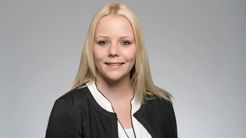 Nadine Trachsel Coll. du service-clientèle