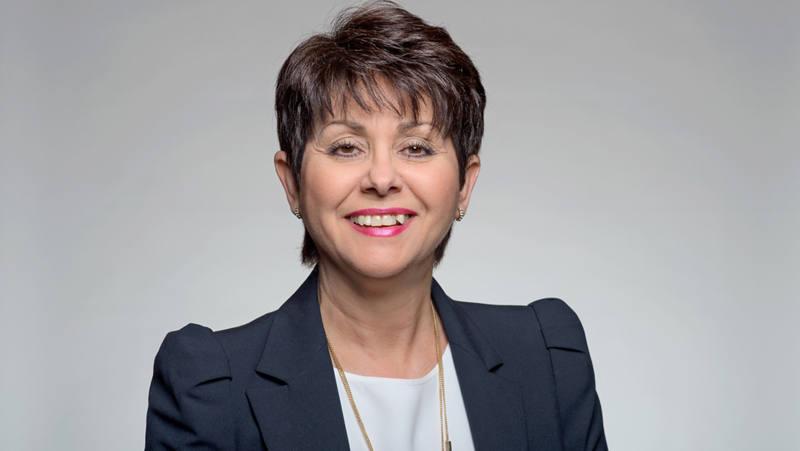 Marina Gisin Conseillère à la clientèle