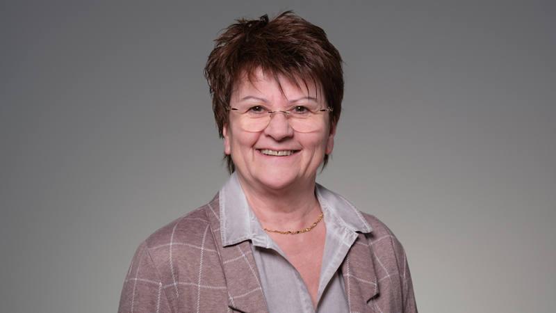 Vreni Huber Collaboratrice del Servizio clienti