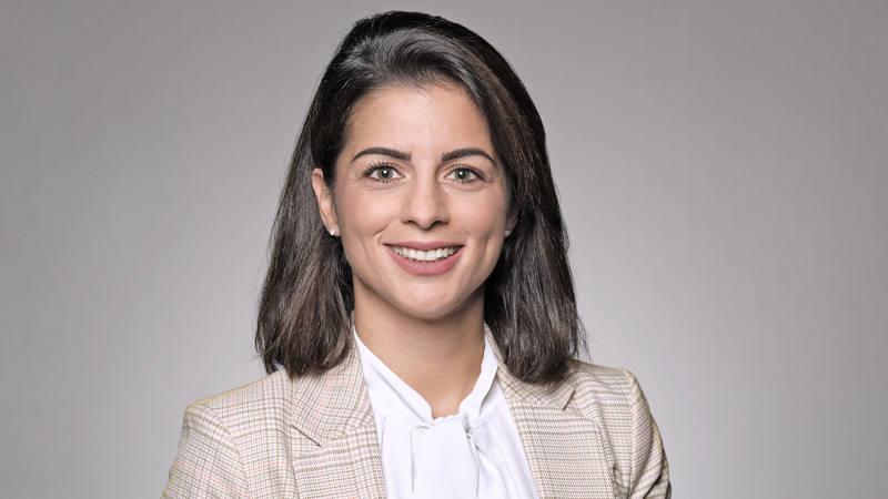 Luigina Iorio Mitarbeiterin Kundenservice