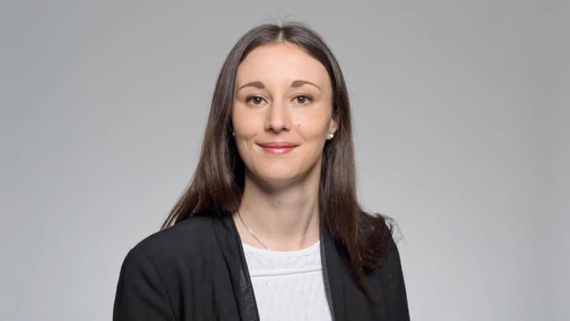 Audrey Schnider Client Service Officer