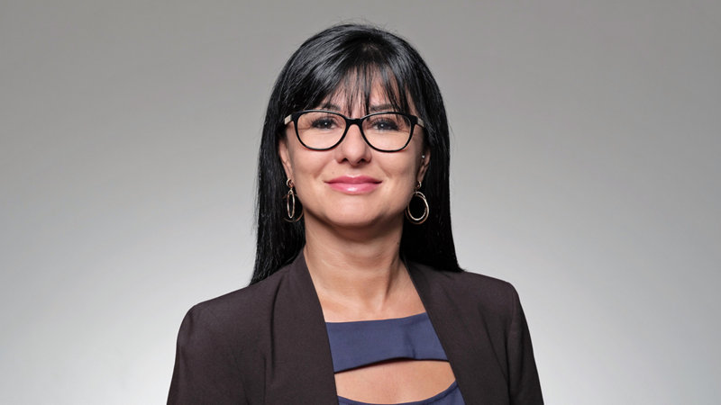 Sonja Stupar Kundenberaterin