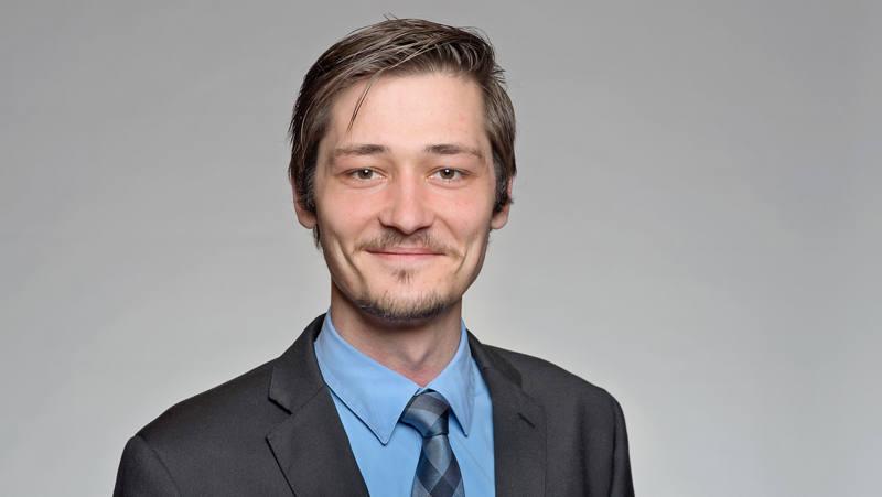 Daniel Rütschi Conseiller à la clientèle