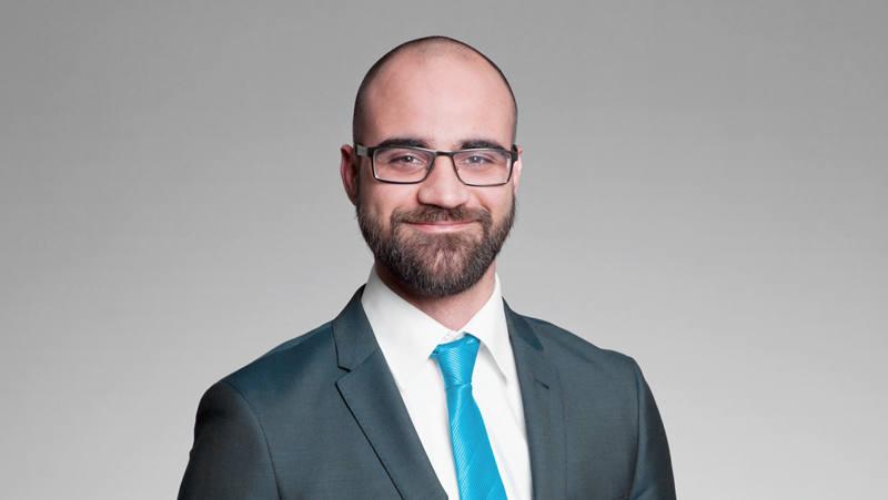 José-Miguel Varcasia Coll. du service-clientèle