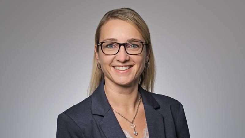 Adriana Contaldo-Luchena Mitarbeiterin Kundenservice