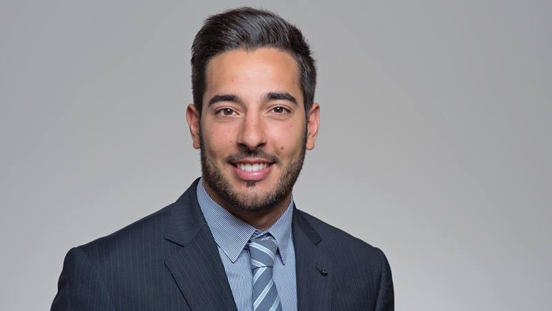 Domenico Bianco Mitarbeiter Kundenservice