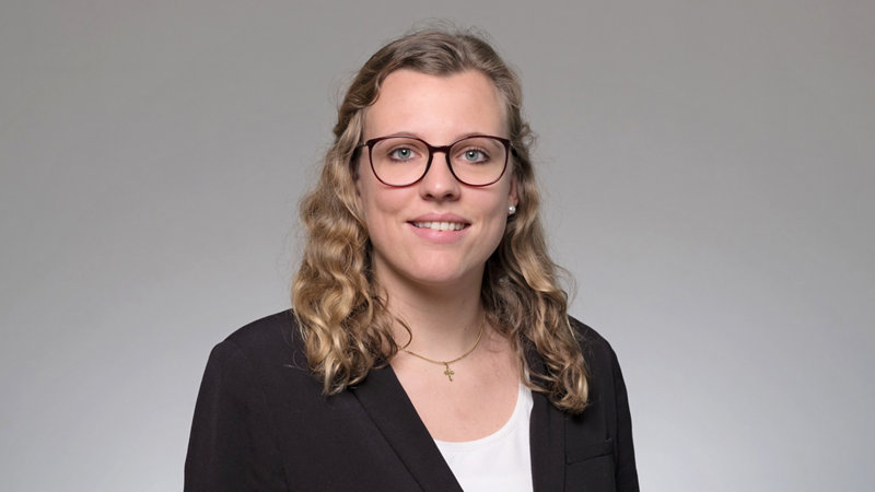Olivia Schuler Mitarbeiterin Kundenservice
