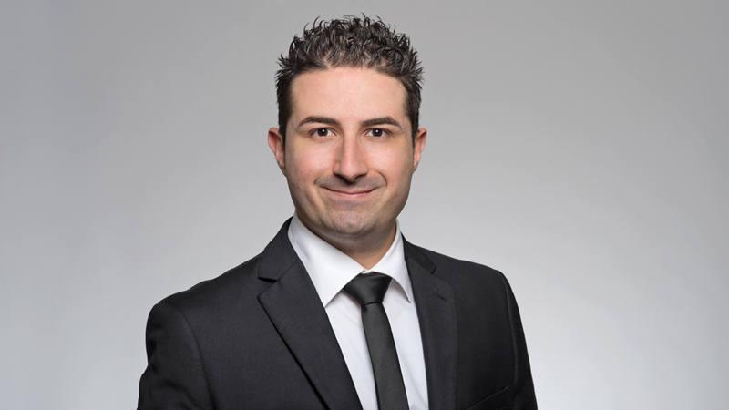 Francesco Minardi Conseiller à la clientèle
