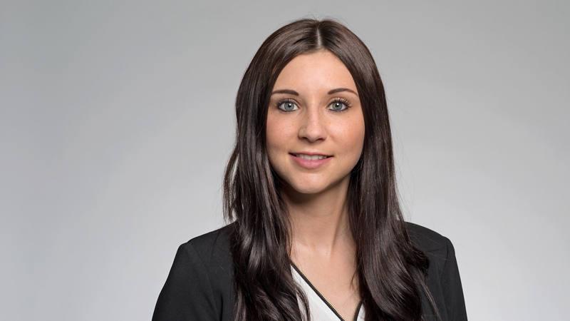 Zoé Boulanger Client Service Officer