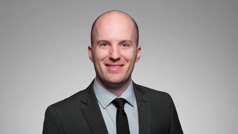 Benjamin Gut Conseiller à la clientèle