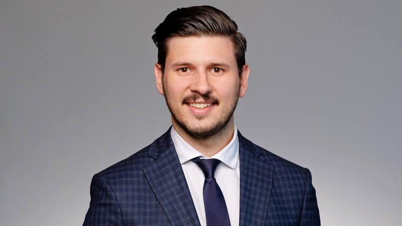 Marko Filipovic Conseiller à la clientèle