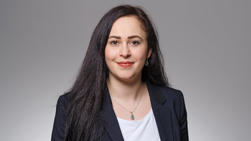 Adelina Rexhepi Suli Mitarbeiterin Kundenservice