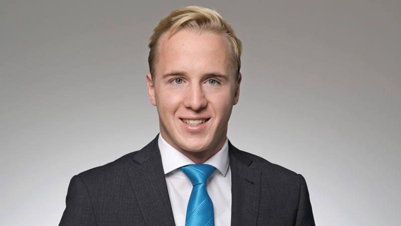 Pascal Graber Client Advisor