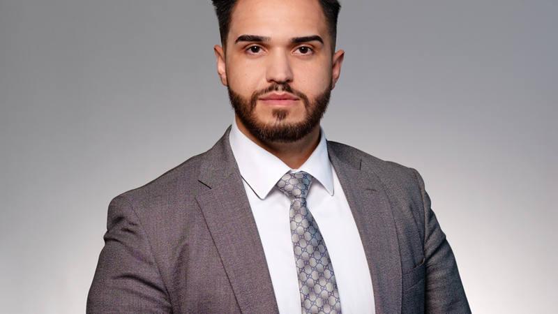 Muhamed Biseri Conseiller à la clientèle