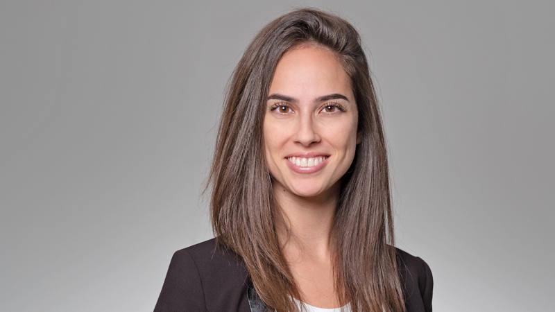 Valentina Ruggiero Conseillère à la clientèle