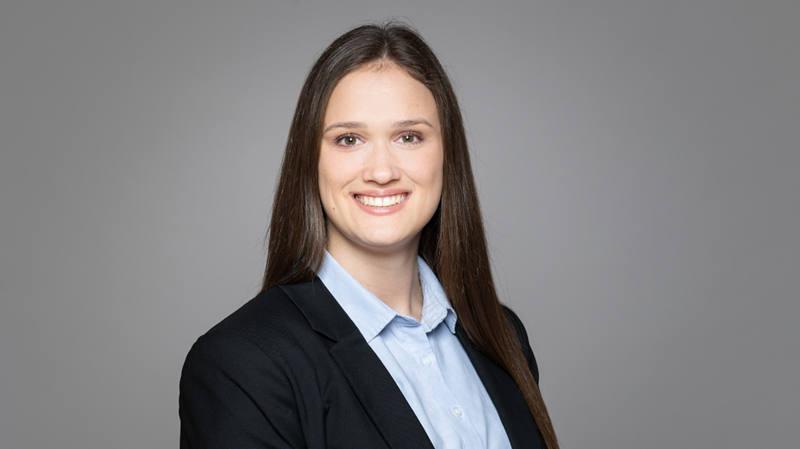 Mirjana Pajkanovic Client Service Officer