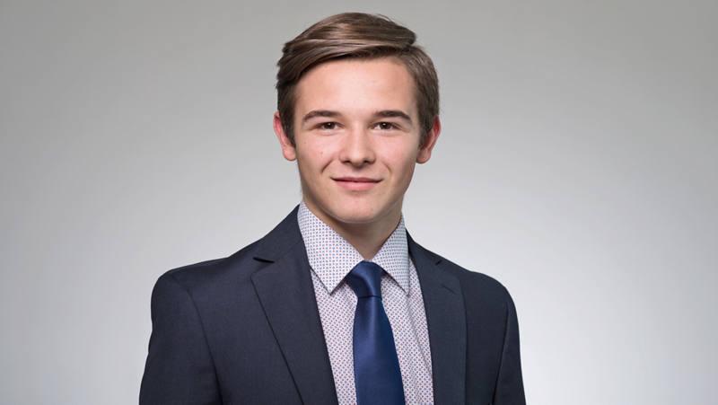 Luca Luternauer Mitarbeiter Kundenservice
