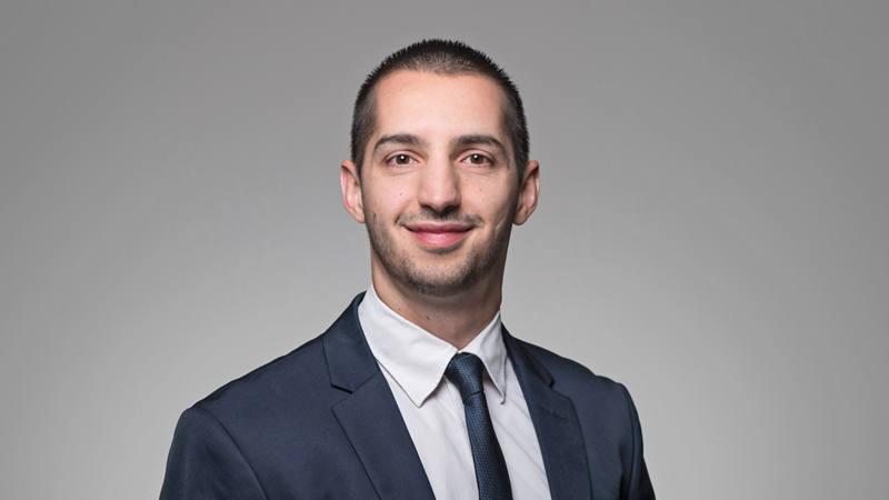 Sylvain Mongredien Client Advisor