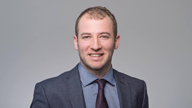 Sébastien Rohrbach Kundenberater