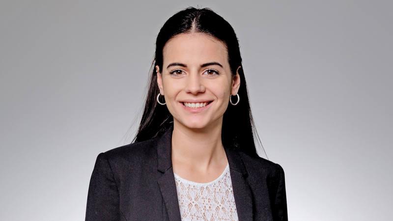 Silvana Vono Client Service Officer
