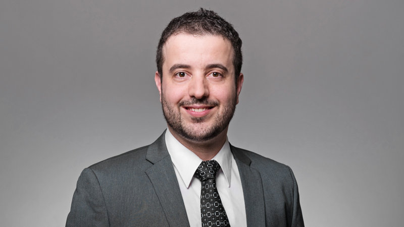 Emanuel Da Silva Mendrico Client Advisor
