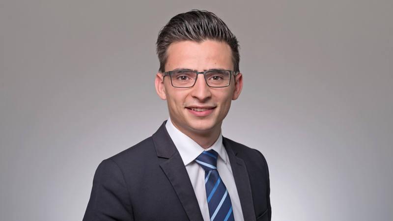 Dardan Salijaj Conseiller à la clientèle