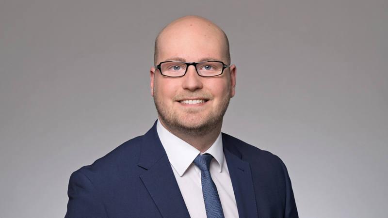 Michael Grüter Conseiller à la clientèle