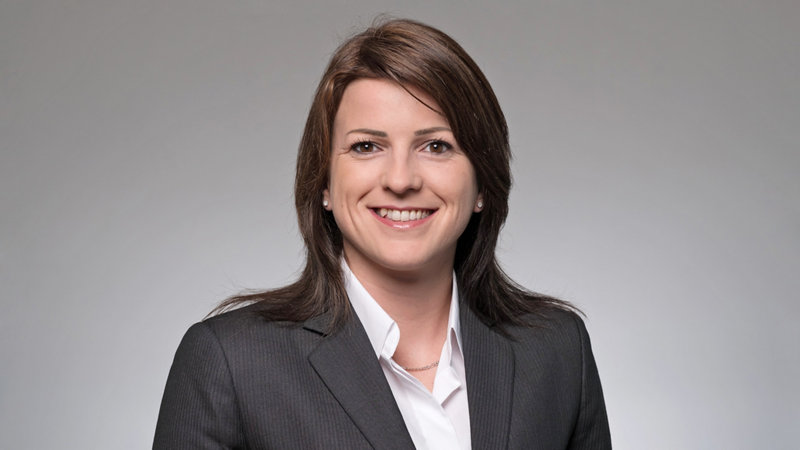 Simone Scherer Client Advisor