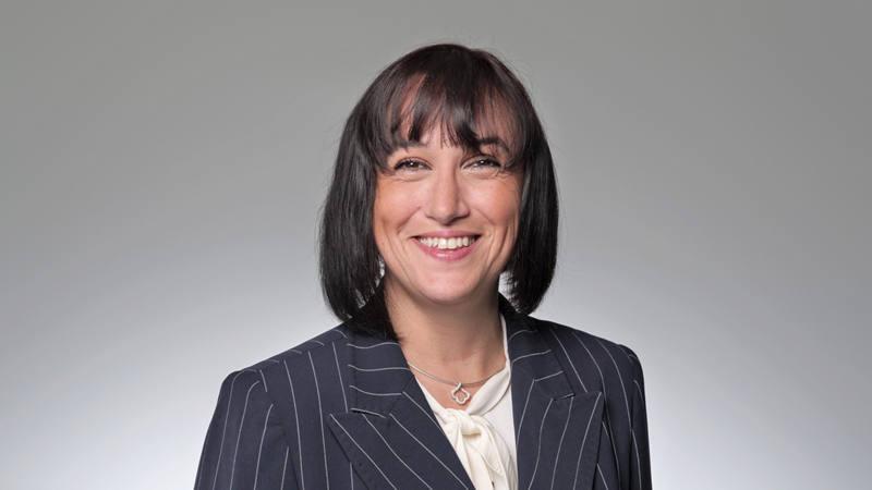 Sabine Marpault Client Advisor